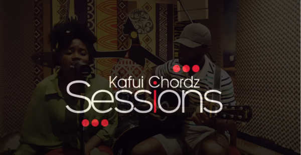 Kafui Chordz - Redemption Song (Acoustic Session)