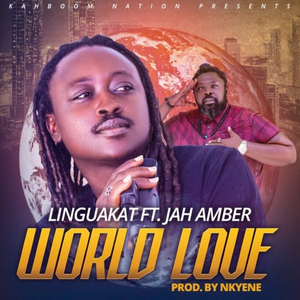 Linguakat - World Love (Feat. Jah Amber) (Official Video)