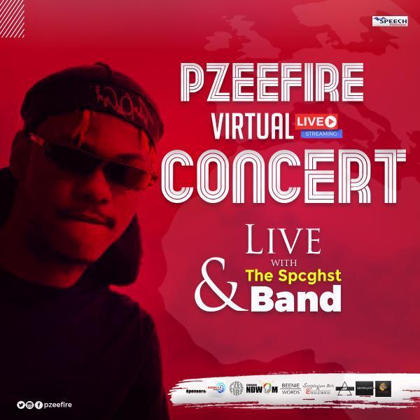 Pzeefire Virtual Concert
