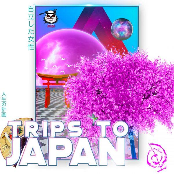 Q - Trips To Japan (Prod By Mazbeats DLR)