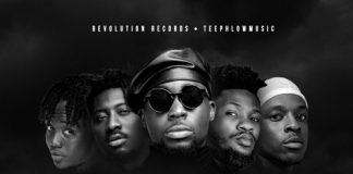 Teephlow - Dede 2 (Feat. Novo X Amerado X Kojo Vypa X Lyrical Joe) (Prod By Twobars)