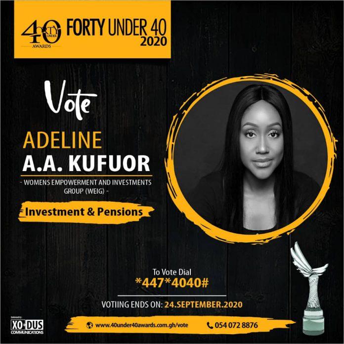 Adeline A.A. Kufuor