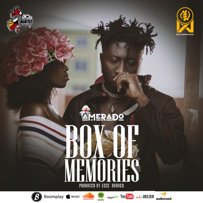 Amerado - Box Of Memories (Produced by Azee Burner)