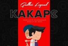 GudBoi Legend - Kakap3 (Prod By Odikro Mixed By Mr Brain) (GhanaNdwom.net)