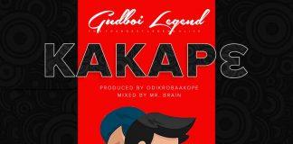 GudBoi Legend - Kakap3 (Prod By Odikro Mixed By Mr Brain) (GhanaNdwom.net)