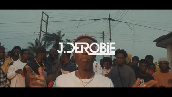 J.Derobie - Riches (Official Video)