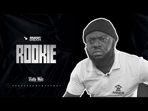 Kwadwo Sheldon Shatta Wale Rookie