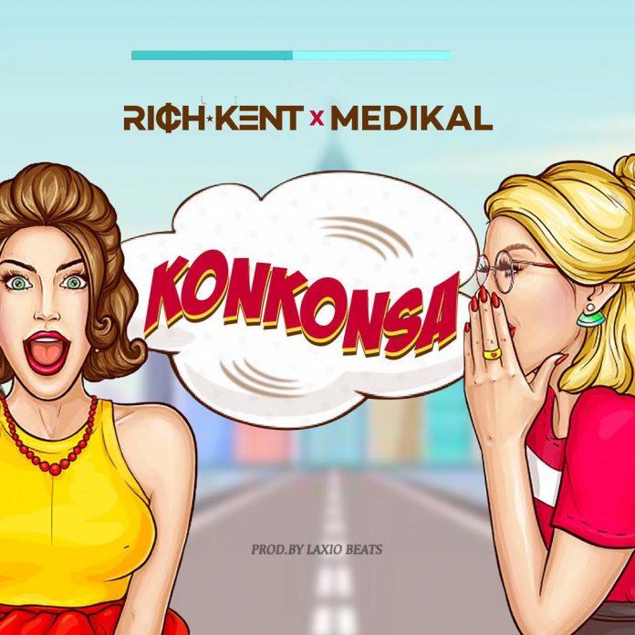 Rich Kent & Medikal - Kokonsa (GhanaNdwom.net)