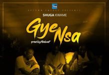 Shuga Kwame - Gye Nsa (Prod. by Fox Beat) (GhanaNdwom.net)