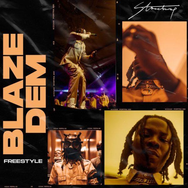 Stonebwoy - Blaze Dem (Freestyle)