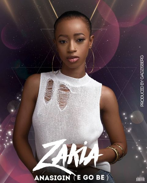 Zakia - Anasigin (E Go Be)