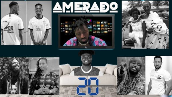 Amerado - Yeete Nsem Episode 20 (Prod by London Rollit)
