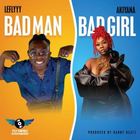 LeFlyyy - BadMan BadGirl (Baddest) (Prod by Danny Beatz)