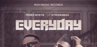 Perez - Everyday - Feat - Strongman Artwork