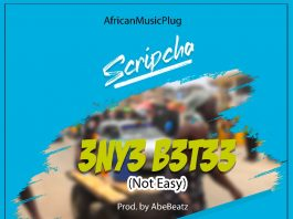 Scripcha - 3ny3 B3t33 (Prod. By AbeBeatz)
