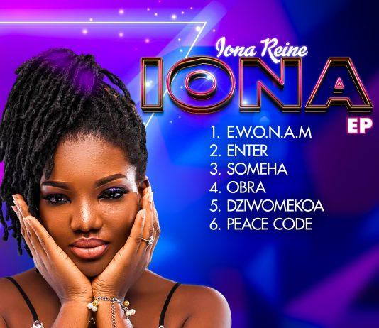 iOna Reine - iOna EP