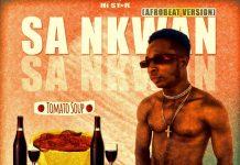 Asendua Tha Cross - Sa Nkwan (Feat. Skoolbeatz x Credo x O'tionbeatz)