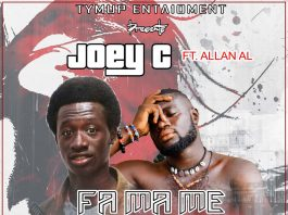 Joey C - Fa Ma Me (Feat. Allan Al) (Prod By Brixx)