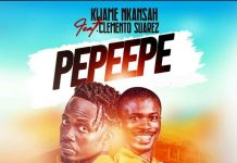 Kwame Nkansah - Pepeepe (Feat. Clemento Suarez) (Prod. by Abochi) (GhanaNdwom.net)
