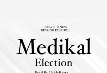 Medikal - Elections (Prod. by Unkle Beatz)