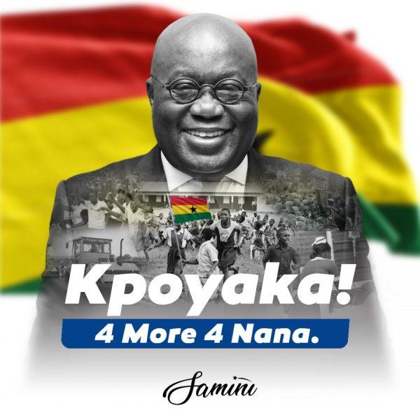 Samini - Kpoyaka (4 More 4 Nana)
