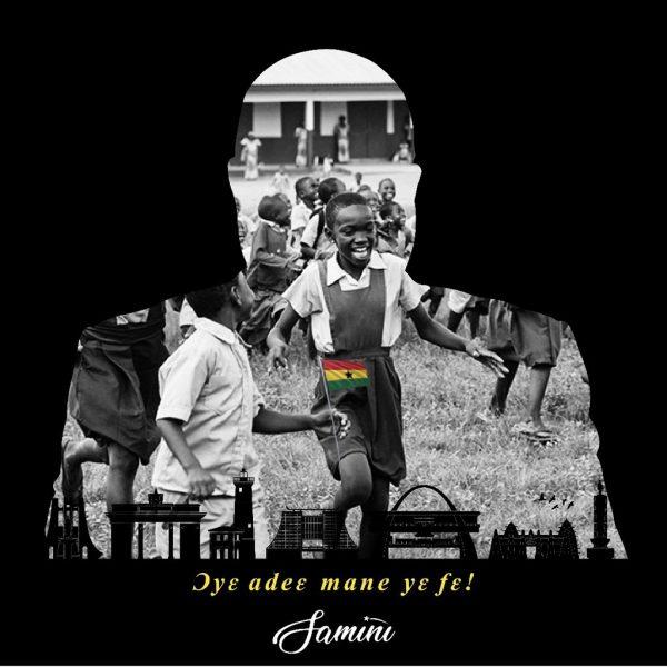 Samini - Kpoyaka (NPP Party Song) (Prod. by JMJ)