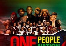 Stonebwoy - One People One Nation (Feat. King Promise, Fancy Gadam, Fameye, Maccasio, Efya, Teephlow, DarkoVibes & Bethel Revival Chior)
