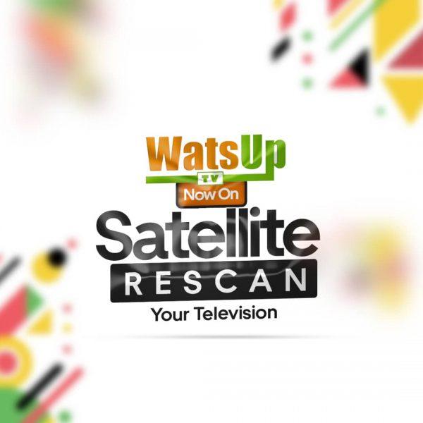 WatsUp TV on Satellite