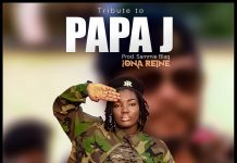 iOna Reine - Tribute To Papa J