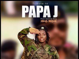 iOna Reine - Tribute To Papa J