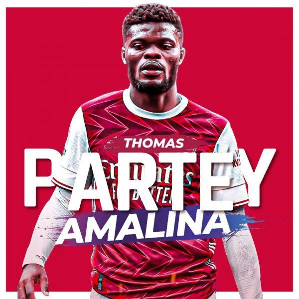 Amalina – Thomas Partey