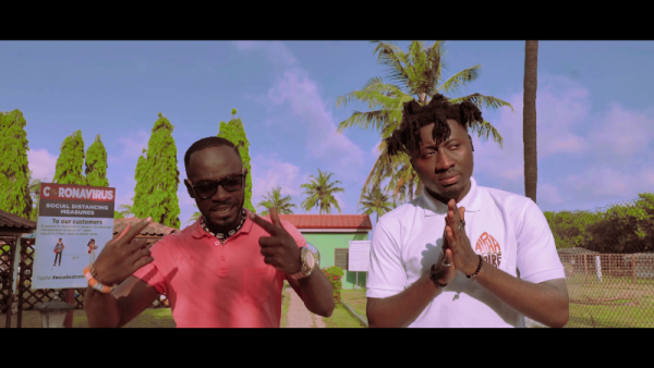 Amerado - Kyer3 Me (Feat. Okyeame Kwame) (Official Video)