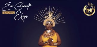 Eno Barony - GOD IS A WOMAN (Feat. Efya) (Prod by Hype Lyrix)