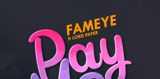 Fameye - Pay Me (Ogidi Brown Diss) (Feat. Lord Paper) (Prod. by Danny Beatz)