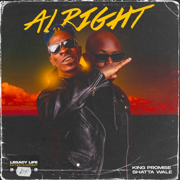 King Promise - Alright (Feat. Shatta Wale) (GhanaNdwom.net)