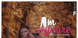 Natpee - Am Aware (Prod. by TechMix)
