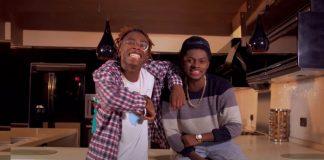 Deon Boakye and LeFlyyy