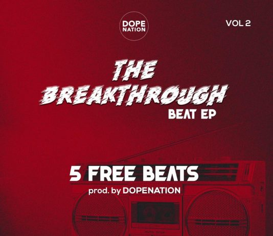 DopeNation - The BreakThrough Beat EP Vol. 2