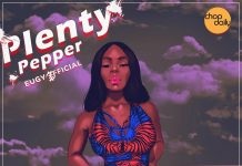 Eugy x Chop Daily - Plenty Pepper
