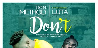 Don Method - Don't