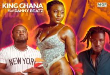 King Ghana - Nampa (Feat. Danny Beatz) (Prod. By Danny Beatz)