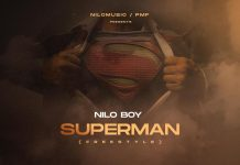 Nilo Boy's 'Superman'