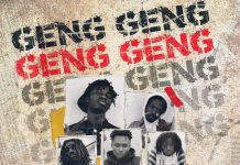 Reggie – Geng Geng (Feat. O'Kenneth, City Boy, Jay Bahd & Sean Lifer)