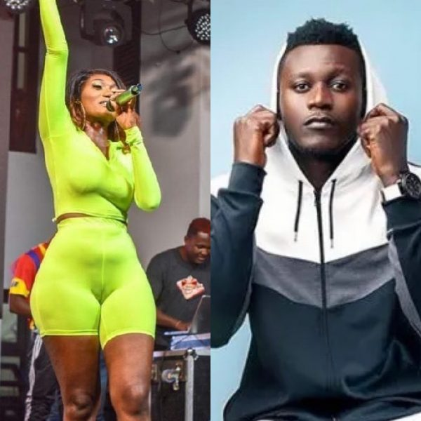 Wendy Shay and Keche