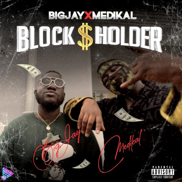 Big Jay - Block Holder