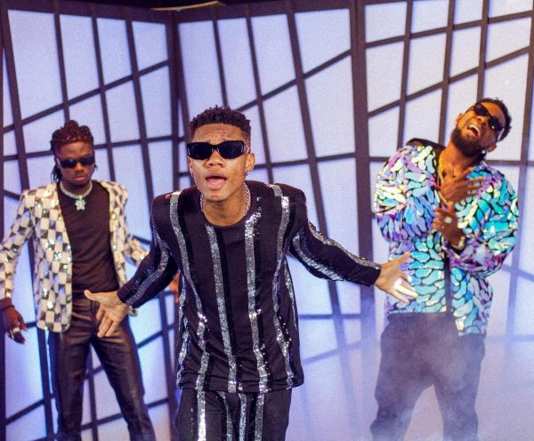 KiDi – Spiritual (Feat. Kuami Eugene x Patoranking) (Official Video)