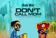 Shatta Wale - Don't Call Mom (Samini Diss)