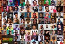 Top 100 African Musicians 2021