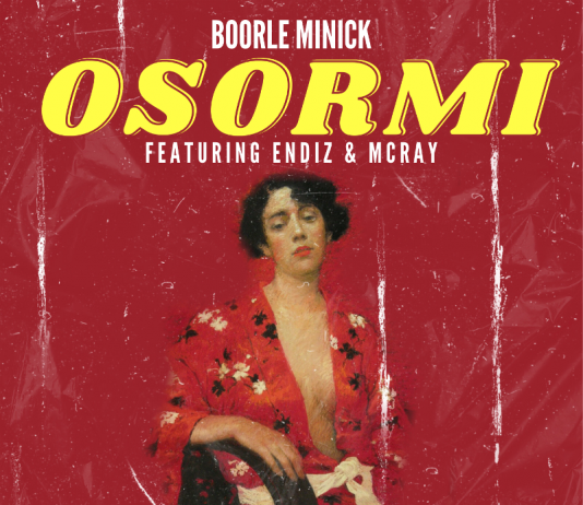 Boorle Minick out with Osormi
