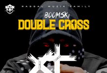 Boomski - Double Cross (Prod By Ivan Beatz) cover